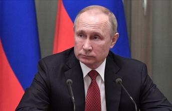 Putin Güvenlik Konseyini acil topladı