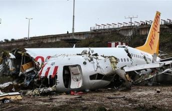 Sabiha Gökçen'deki uçak kazasında yeni gelişme!