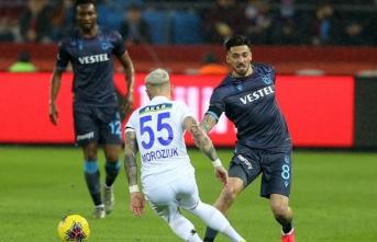 Trabzonspor'dan 5 gollü galibiyet