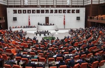 Meclis'te koronavirüs tedbirleri