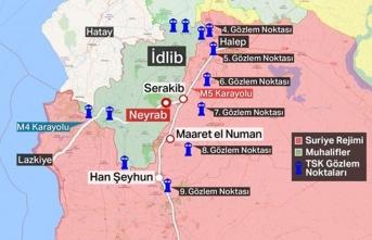 Türk-Rus heyetlerinin İdlib görüşmesi bugün devam edecek