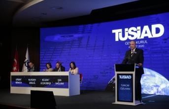 TÜSİAD Genel Kurul Toplantısı gerçekleştirildi