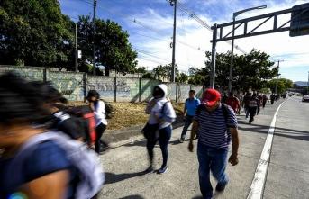 ABD'den sınır dışı edilen göçmenler karantinaya alınacak