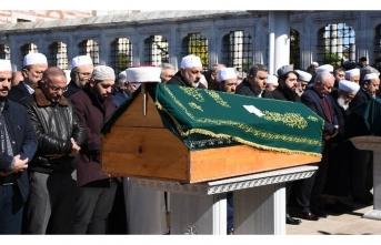 Abdullah Ustaosmanoğlu hoca defnedildi