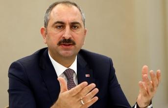 Bakan Gül açıkladı: Fezleke Meclis'e gönderildi!