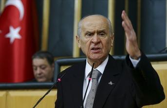 MHP Lideri Bahçeli: Tek kelimeyle barbarlıktır!