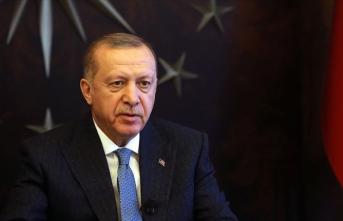 Cumhurbaşkanı Erdoğan'dan Emine Erdoğan'ın dayanışma çağrısına destek