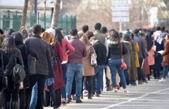 Piyasaların beklediği işsizlik rakamları açıklandı