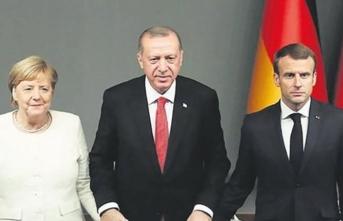 Erdoğan açıkladı: Üçlü zirve olacak