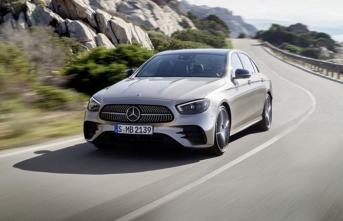 Mercedes'in en çok tercih edilen modeli makyajlandı