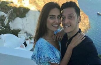 Mesut Özil baba oldu! Paylaştı