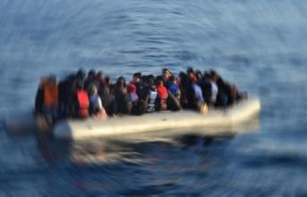 Onlarca sığınmacı boğulmaktan kurtarıldı!