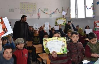 Suriye'nin kuzeyinde koronavirüs tedbirleri nedeniyle eğitime verilen ara uzatıldı