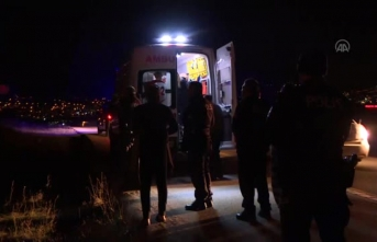 Yangında mahsur kalan 6 kişiyi 'Gece Kartalları' kurtardı