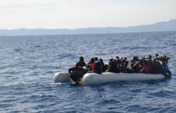 24 sığınmacı kurtarıldı!