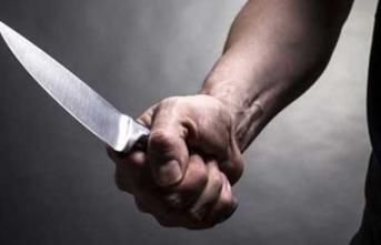 Uyuduğu sırada hırsızla karşılaşan kişi bıçaklandı