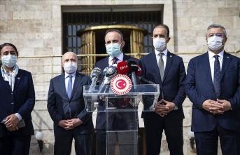 AK Parti ve MHP'den sağlıkçılar için kritik adım! Meclis'e sunuldu