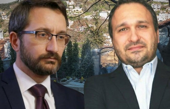 Altun'un evinin fotoğraflarının çekilmesiyle ilgili CHP'li başkana soruşturma