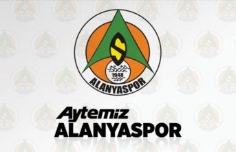 Aytemiz Alanyaspor'dan Beşiktaş'ın tazminat ödeyeceği iddialarına yalanlama