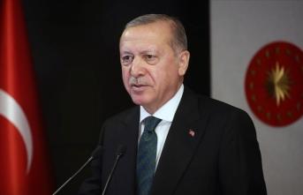 Cumhurbaşkanı Erdoğan: Afrin'deki kanlı saldırıyı hazırlayan PKK/YPG'li terörist yakalandı