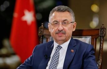 Cumhurbaşkanı Yardımcısı Oktay'dan Afrin'deki saldırıya tepki
