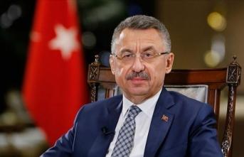 Cumhurbaşkanı Yardımcısı Oktay'dan Alparslan Türkeş için anma mesajı
