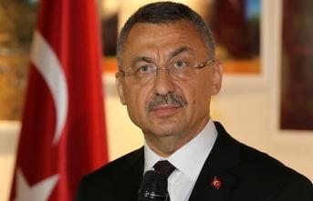 Cumhurbaşkanı Yardımcısı Fuat Oktay'dan 23 Nisan paylaşımı