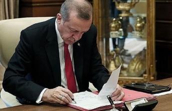Erdoğan'ın onayladığı 14 kanun Resmi Gazete'de!