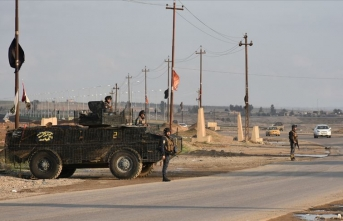 İstihbarat Dairesi'ne intihar saldırısı düzenlendi!