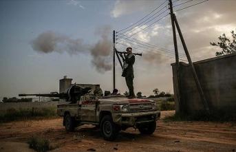 Libya'da UMH birlikleri kontrolü sağladı