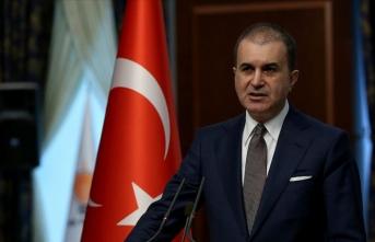 Ömer Çelik'ten Ankara Barosu açıklaması