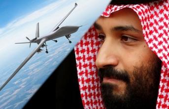 Suudi Arabistan'dan İHA hamlesi
