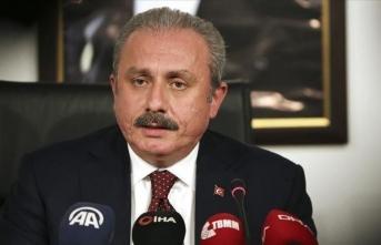 TBMM Başkanı Şentop'tan çok sert PKK açıklaması!