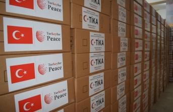 Türkiye'den koronavirüs ile mücadele eden Bangladeş'e destek
