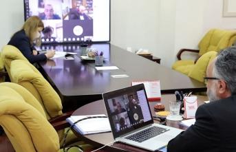 YÖK Başkanı Saraç'tan kritik görüşme