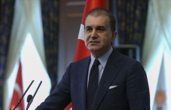 AK Parti Sözcüsü Çelik:  Türk Silahlı Kuvvetlerine iftira atıyorsunuz