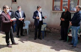 AK Partililerden Vefa ekibine yönelik terör saldırısını kınama