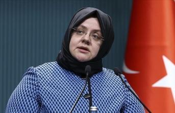 Bakan Selçuk'tan 'Sosyal Güvenlik Haftası' paylaşımı
