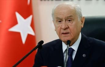 Bahçeli: MHP'nin sakat masa kurmanın telaşında olanları ciddiye alması ham bir hayaldir