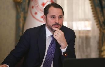 Bakan Albayrak, Ziraat Bankası'nı kutladı