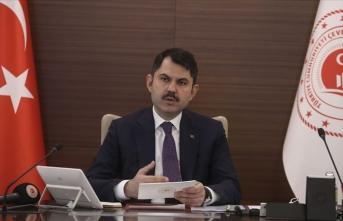 Bakan Kurum: Malatya'da depremzedeler için yapılan konutlar yıl sonunda hazır olacak