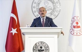 Bakan Soylu: Yurt içinde 5 terörist daha azaldı