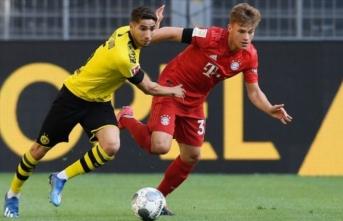 Bayern Münih, Borussia Dortmund'u tek golle geçti