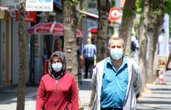 Bir şehirde daha maske takma zorunluluğu