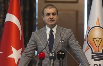 Çelik: Türkiye'nin darbe gündemi yoktur fakat belli bir siyasi odağın darbecilik gündemi vardır