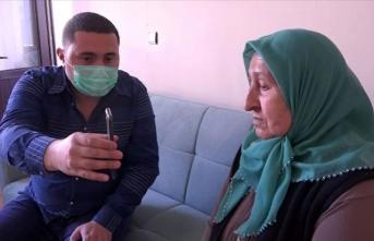 CHP Genel Başkanı Kılıçdaroğlu şehit annesi ile görüştü