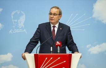 CHP Parti Sözcüsü Faik Öztrak MYK toplantısına ilişkin açıklama yaptı