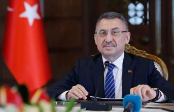 Cumhurbaşkanı Yardımcısı Oktay'dan Ramazan Bayramı mesajı