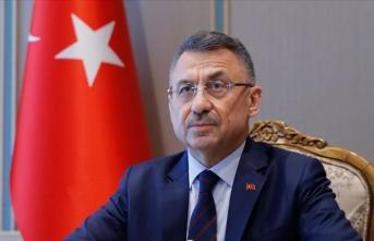 Cumhurbaşkanı Yardımcısı Oktay'dan şehit askerler için başsağlığı mesajı