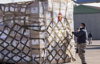 DSÖ'den Türkiye'ye 'yardım' övgüsü
